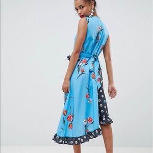 ASOS Petite Dresses - ASOS DESIGN Petite Sleeveless Midi Dress